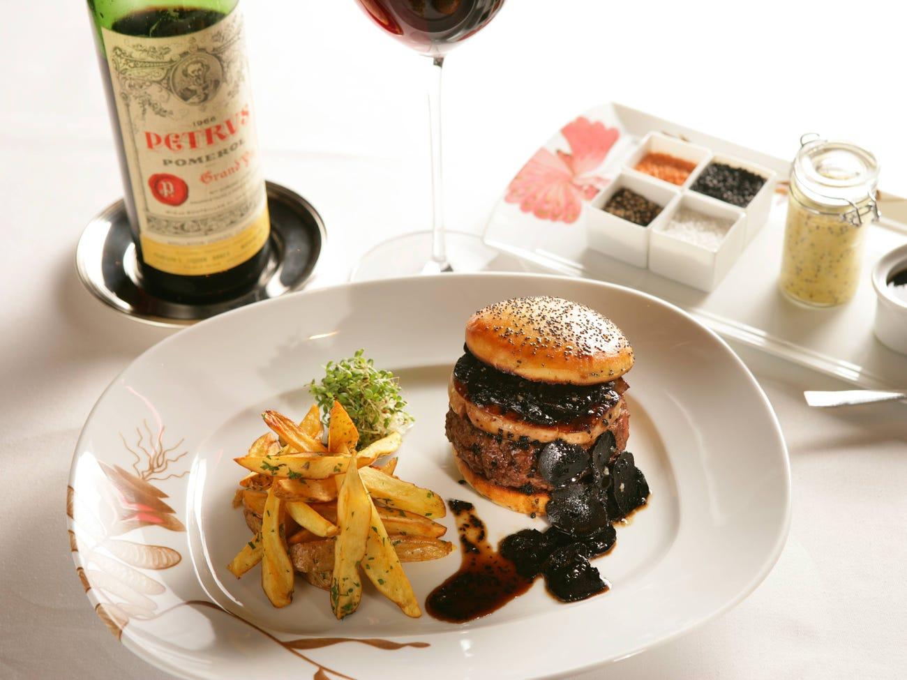 fleurburger 5000 WSL
