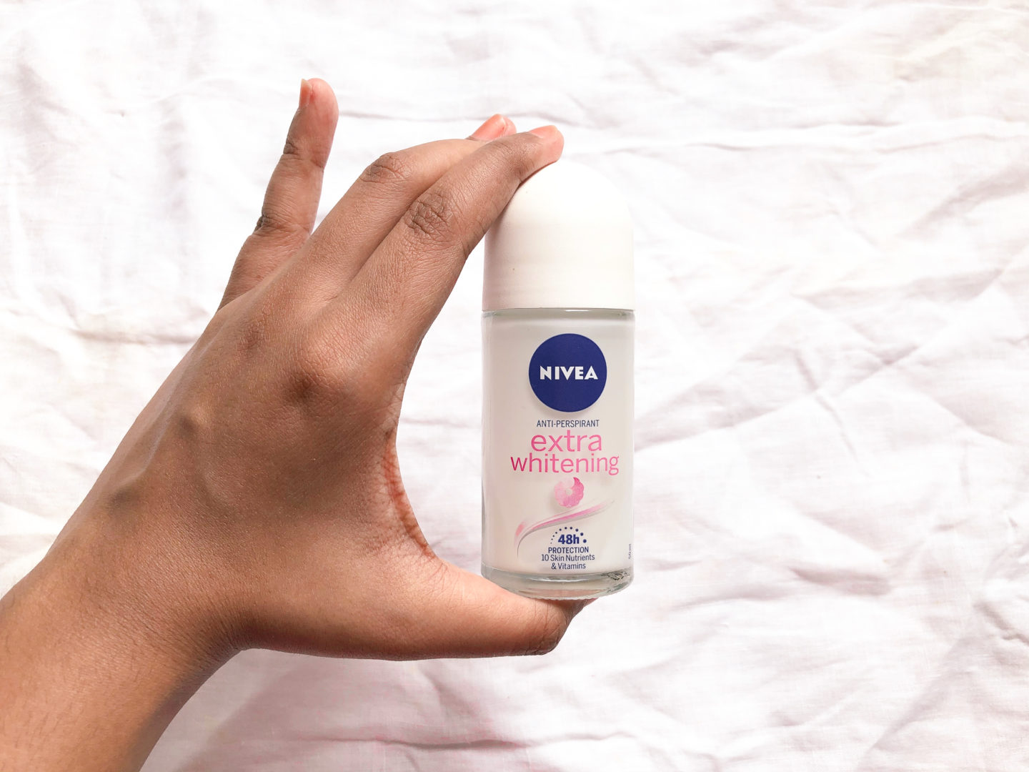 4 PRODUCTS THAT WILL CHANGE YOUR LIFE FOREVER (WHICH I CAN'T LIVE WITHOUT!) nivea anti perspirant extra whitening