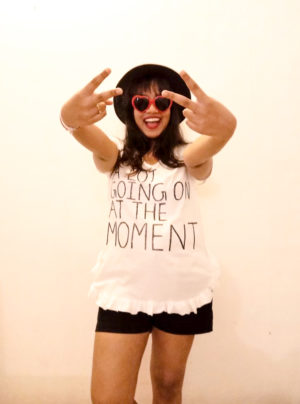 """How I recreated the Taylor Swift """"22"""" Music Video look for my 22nd Birthday! 16"""